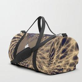 Fractal Fantasy 2 Duffle Bag