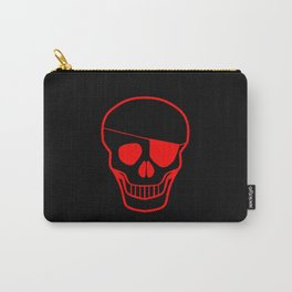 Skull With Eye Carry-All Pouch
