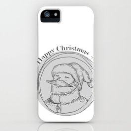x-mas two iPhone Case