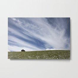 nuvole Metal Print