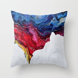 Glace Throw Pillow