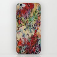 baroque iPhone & iPod Skins featuring Baroque by Gertrude Steenbeek