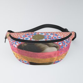 Text Me A Texture Fanny Pack