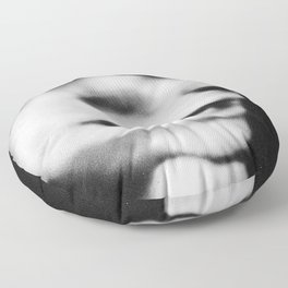 Faceless Floor Pillow