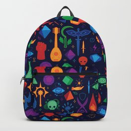 DnD Forever - Color Backpack