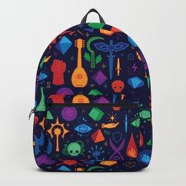 TTRPG Forever - Color Backpack
