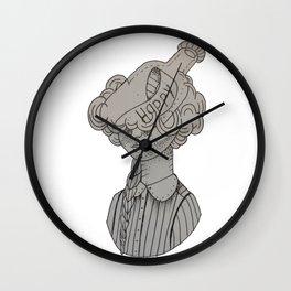 Felicidad Wall Clock