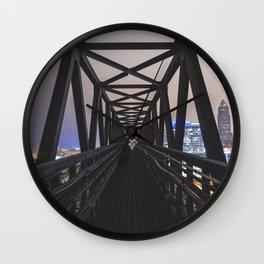 Catwalk Wall Clock
