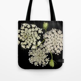 Queen Ann's Lace, Scenography Tote Bag