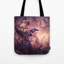 Dragons of Dorcastle Tote Bag