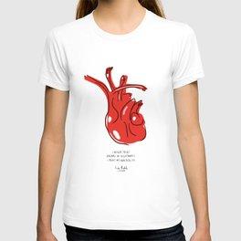 Frida Heart T-shirt