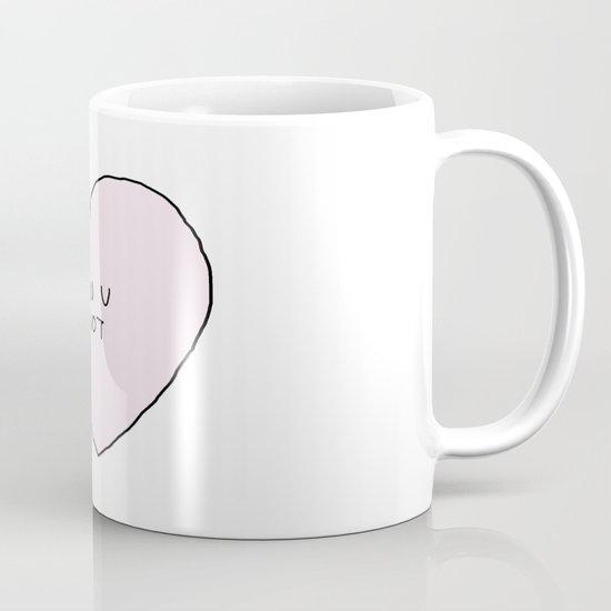CAN U NOT Mug