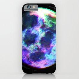 Glitch Planet iPhone Case