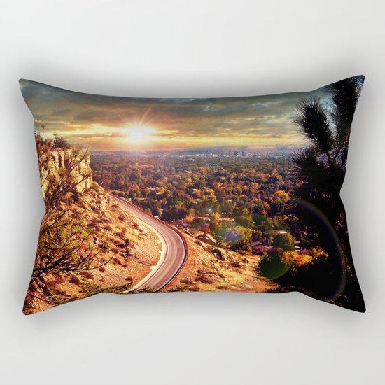 Billings Montana 2 Rectangular Pillow