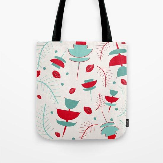 Spring floral #1 Tote Bag