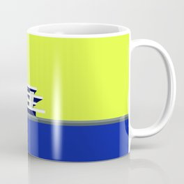 America's Cup Chipperfield Architecture Coffee Mug