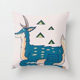 Kelbi Throw Pillow