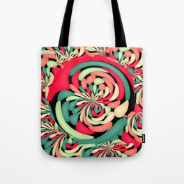 Colorful rubber balloons Tote Bag