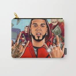Anuel aa Carry-All Pouch