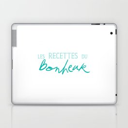 Les Recettes du bonheur  - LOVE Laptop & iPad Skin