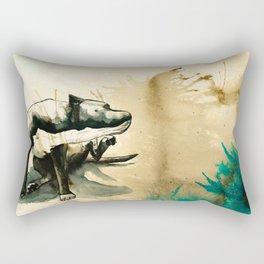 Princess I - Pitbull Rectangular Pillow