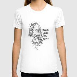 PLAGUE WIND T-shirt