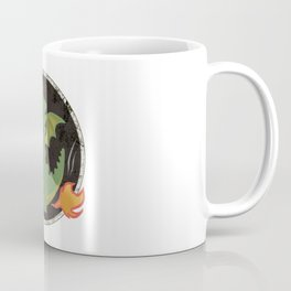 Farting Dragon Coffee Mug