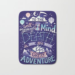 Great Adventure Bath Mat