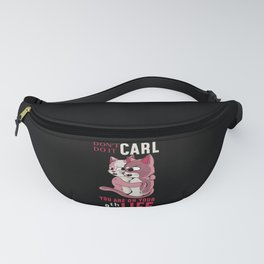 Cats Have Nine Lives Fanny Pack