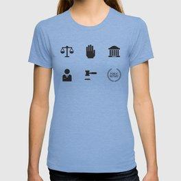 An Honest Lawyer T-shirt