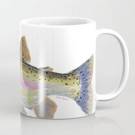 Rainbow Trout & Fly Coffee Mug