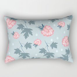 Fashion berries pattern design Rectangular Pillow