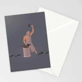 Socrates :The Doubt Maker. Stationery Cards