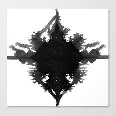 Rorschach || Canvas Print