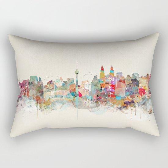 Kuala Lumpur Malaysia Rectangular Pillow