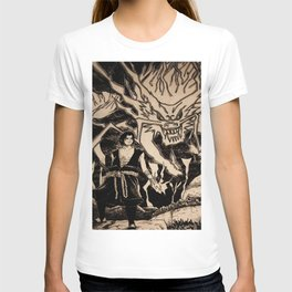sasuke T-shirt