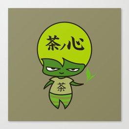 Japanese TEA Canvas Print