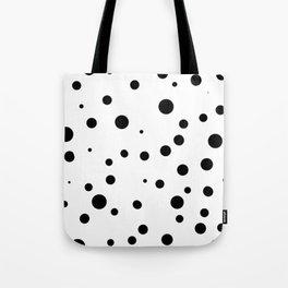 Polka-dots Tote Bag