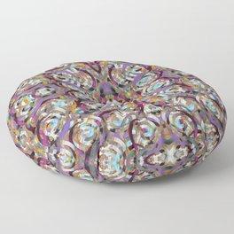 Hula Hoopla Floor Pillow