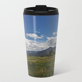 Peace in New Mexico Metal Travel Mug