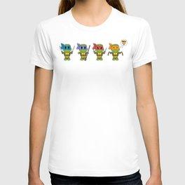 TMNT Chibis T-shirt