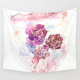 Desert Bloom Wall Tapestry