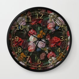 Blumen Wall Clock