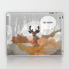 Oh deer! Laptop & iPad Skin