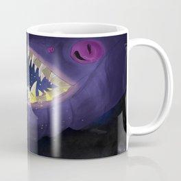 Nero Svenfor: Deep space Monster's dental care Coffee Mug
