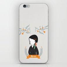 Momo iPhone & iPod Skin