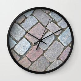 SPEICHERSTADT Wall Clock