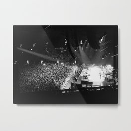 The Show Metal Print