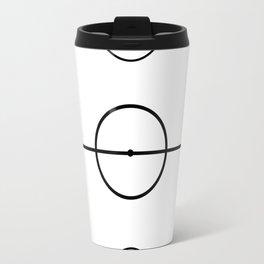Soccer Field Travel Mug