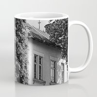 window Mugs featuring Window by MargherittaVi